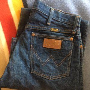 Mens Vintage Wrangler Jeans Boot Cut